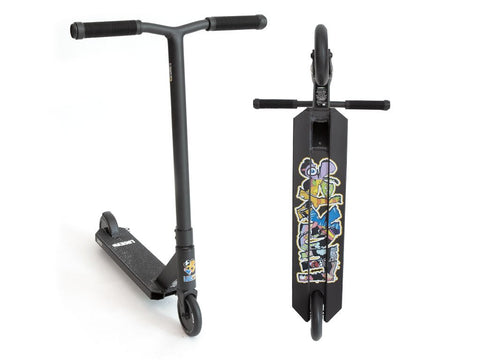 Lucky Recruit Pro - Scooter Complete Black