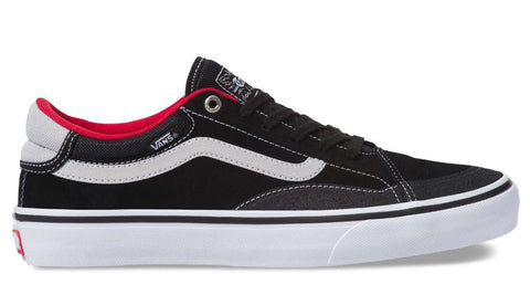 Vans TNT Advance Prototype Black/White/Red - Shoes