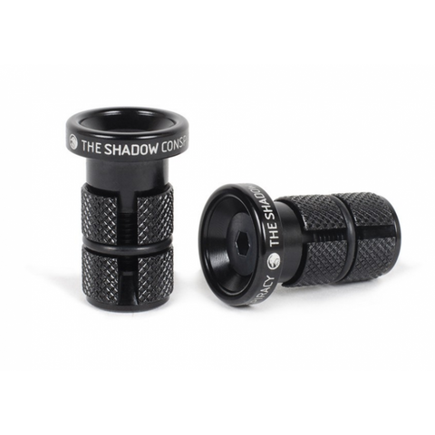 Shadow Conspiracy Deadbolt Slim - Bar Ends Black
