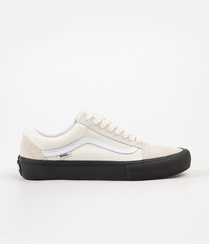 Vans Old Skool Pro Classic White / Black - Shoes