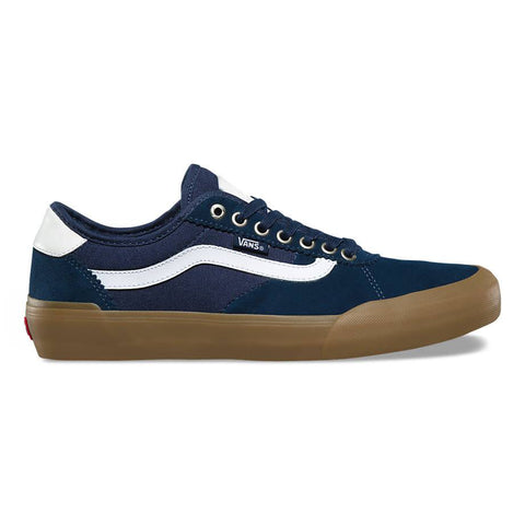 Vans Chima Pro 2 Navy / Gum / White - Shoes