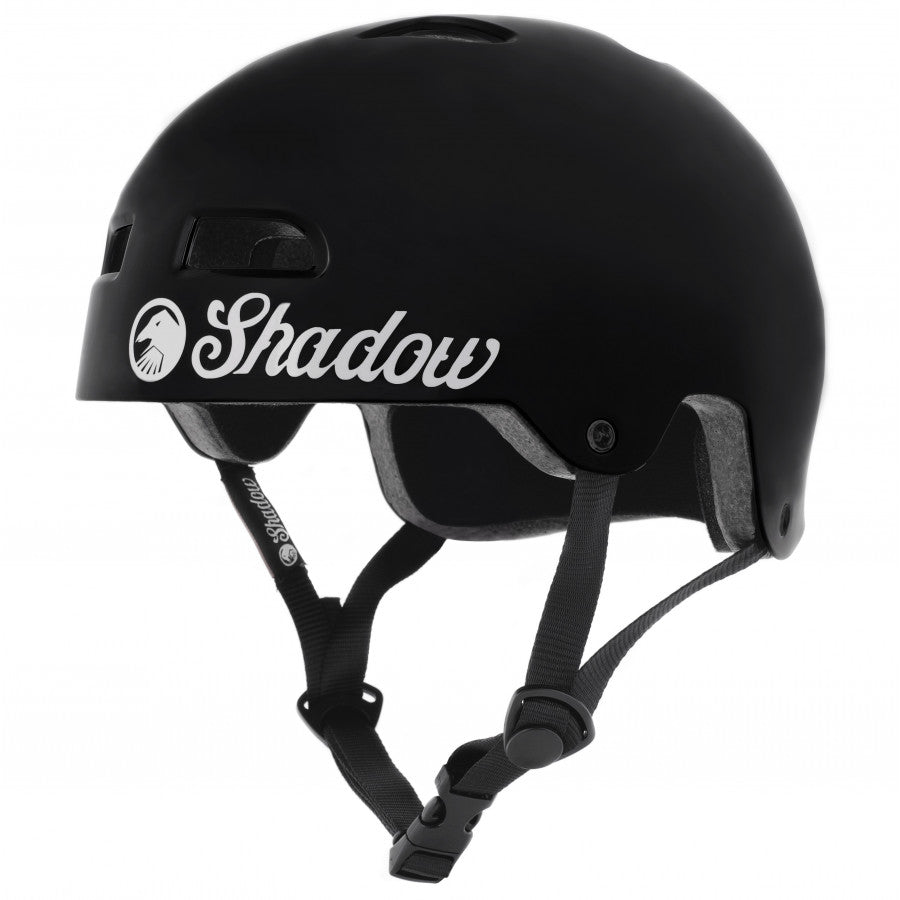 Shadow Classic (CERTIFIED) - Helmet Matte Black