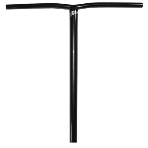 YGW Small Bend Oversized - Scooter Bars Black