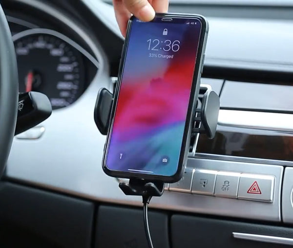 WIRELESS CHARGING STARK MOUNT (60% OFF)