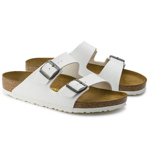 Birkenstock Arizona Slide Sandal in White