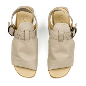 Bueno Ava Sandal - Grey - Sole Food