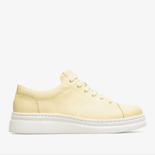 Camper Runner Up Sneaker - Yellow - Sole Food