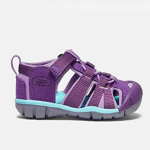 keen seacamp II purple for kids