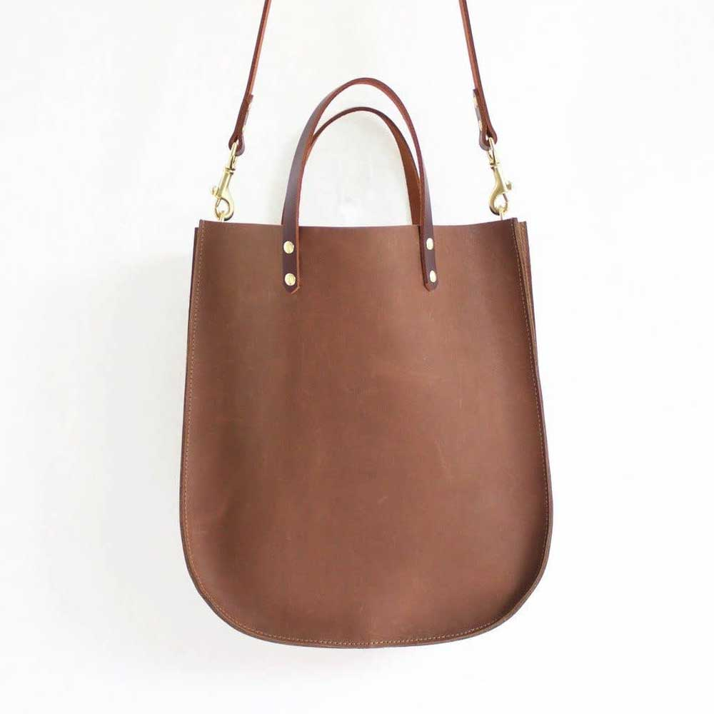 Neva Opet Bridget Tote - Brown - Sole Food