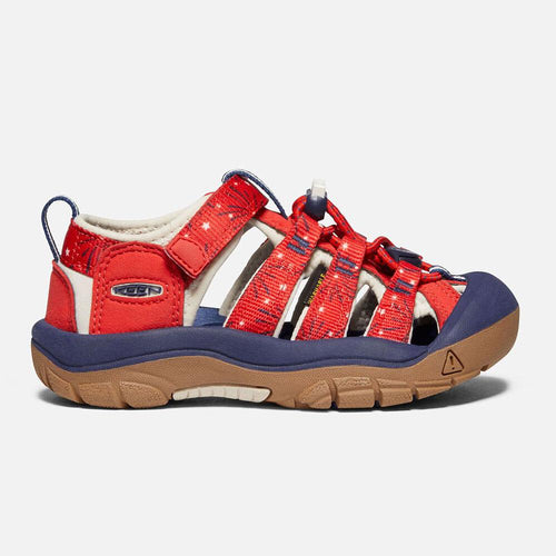 keen newport h2 in red fireworks