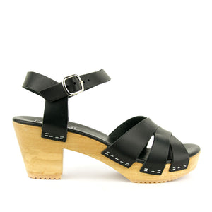 re-souL jill clog in black