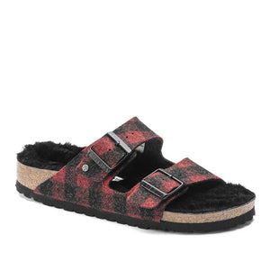 Birkenstock Arizona Wool Plaid