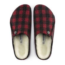 Load image into Gallery viewer, Birkenstock Women Zermatt Plaid Slipper