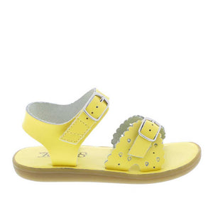 Footmates Ariel Sandal - Yellow
