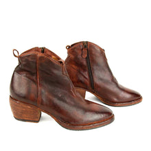 Load image into Gallery viewer, Gidigio Siena Western-Style Ankle Boot