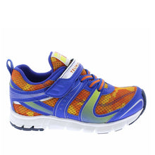 Load image into Gallery viewer, Tsukihoshi Velocity Youth Sneaker - Orange Camo
