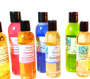 Bath & Body (Wellness Blends)