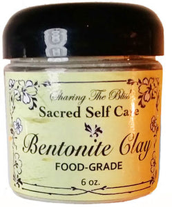 Bentonite Clay (Food Grade)