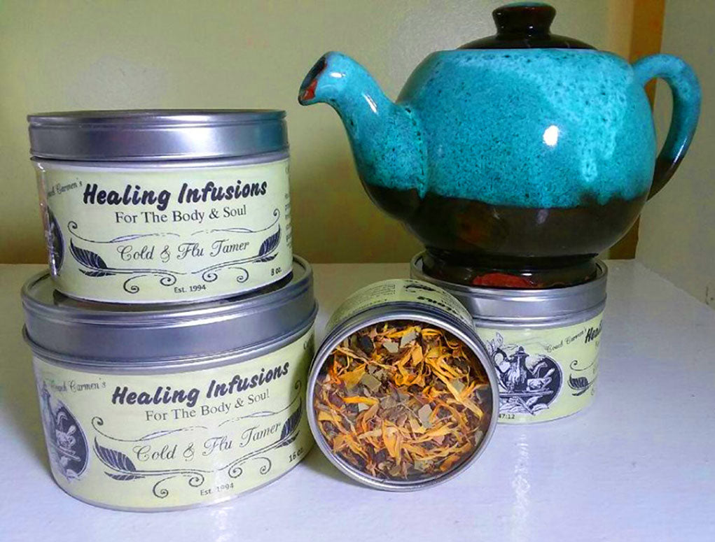INNER BEAUTY Healing Infusions