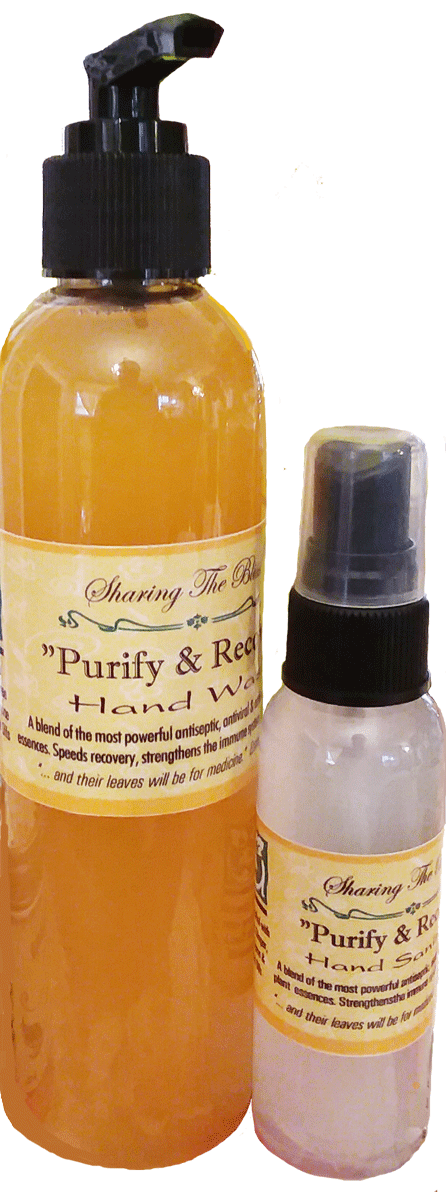 PURIFY & RECOVER Bath & Body