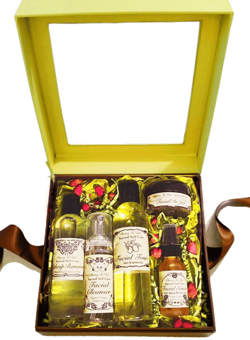 Sacred Self Care ~ Skin Care Box