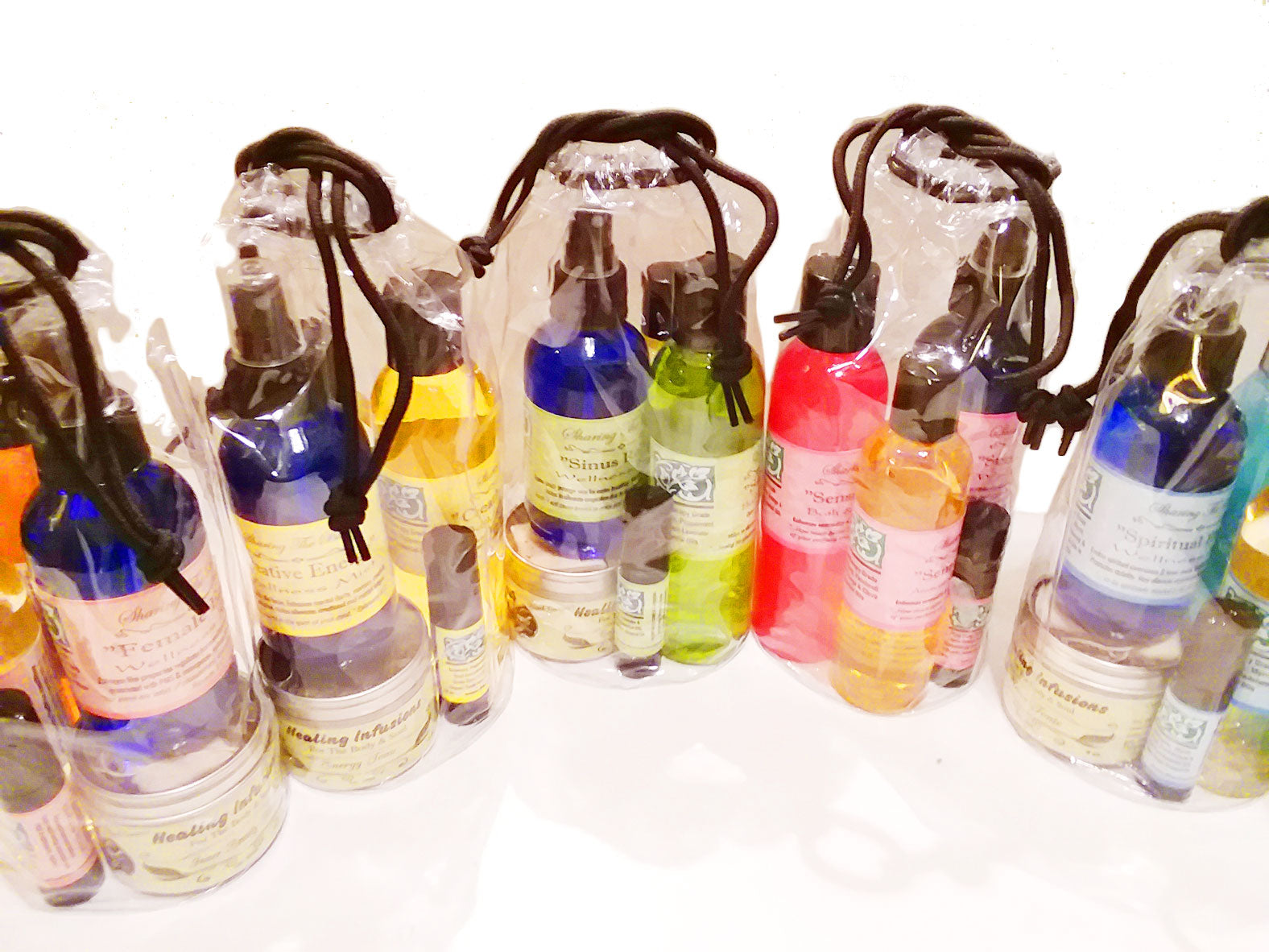 5 Pc. FEMALE EASE Wellness Tote