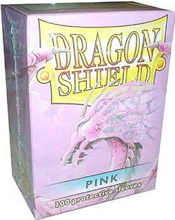 Dragon Shield - Card Sleeves - Pink (100)