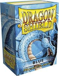 Dragon Shield - Card Sleeves - Blue (100)