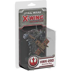 Star Wars X-Wing HWK-290 Light Freighter