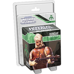 Star Wars: Imperial Assault - Dengar