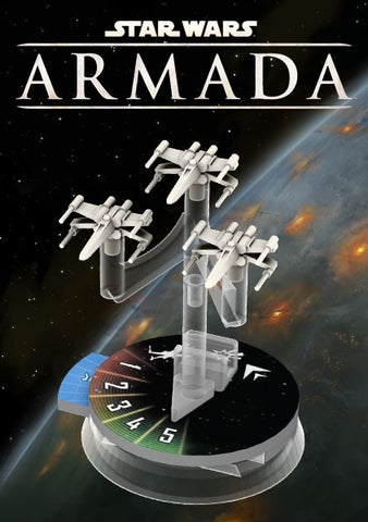 Star Wars: Armada - Rebel Fighter Squadrons Expansion