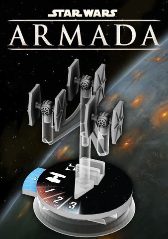 Star Wars: Armada - Imperial Fighter Squadrons
