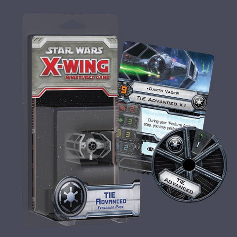 Star Wars: X-Wing - Tie Advanced