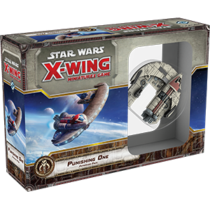 Star Wars: X-Wing - Punishing One