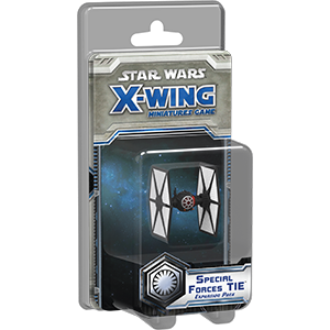 Star Wars: X-Wing - Special Forces Tie