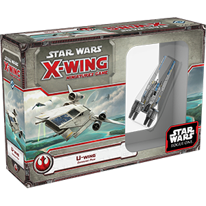 Star Wars X Wing U Wing