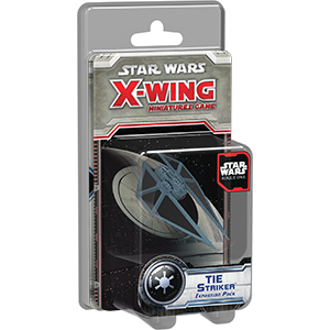 Star Wars X Wing TIE Striker