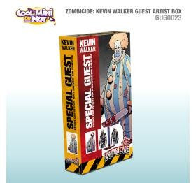 Zombicide: Special Guest - Kevin Walker