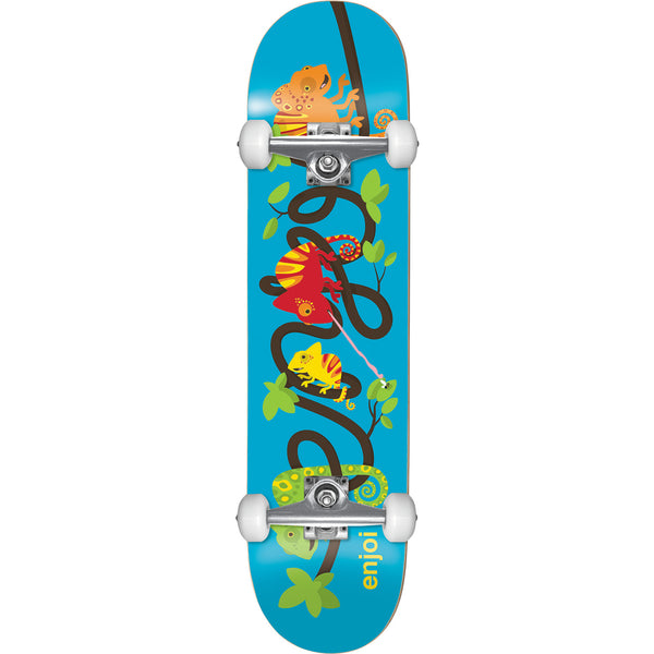 ENJOI - Intertwined Blue Mini Complete -7.375