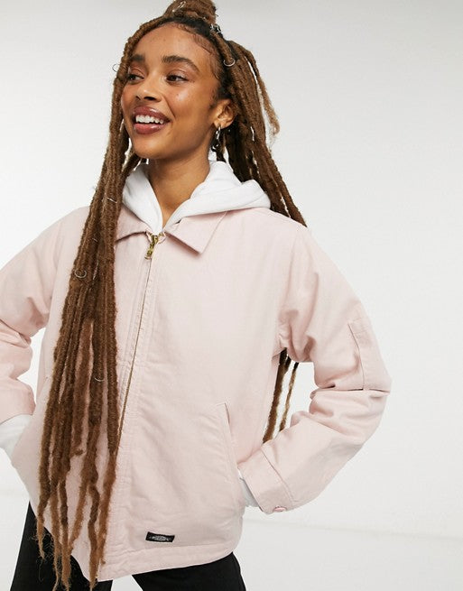 Dickies Tangipahoa Jacket - Light Pink