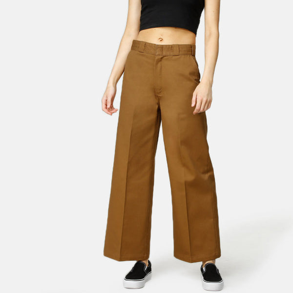 DICKIES - Chino - BROWN