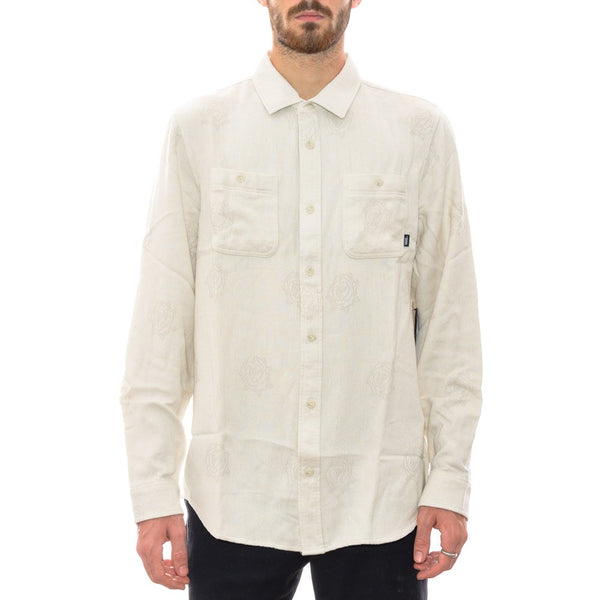 VANS KYLE WALKER SHIRT - ANTIQUE WHITE