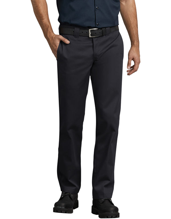 DICKIES - Slim Fit Straight Leg - BLACK