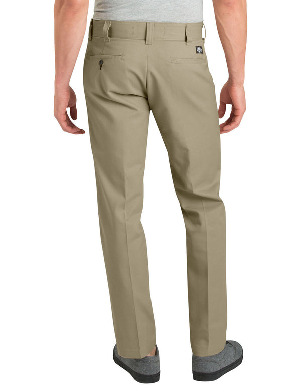 DICKIES - Slim Fit Straight Leg - KHAKI