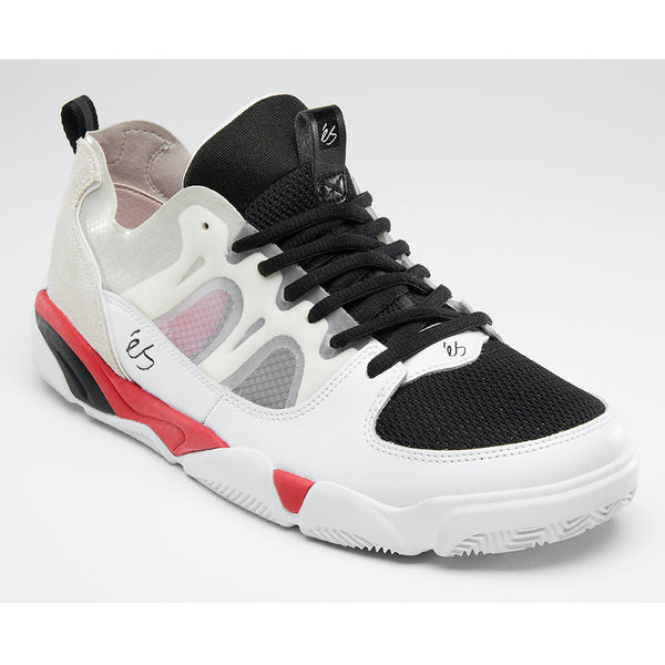 E'S - Silo -White/Black/red