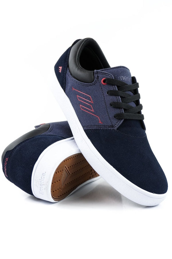 EMERICA - Alcove CC - Navy/ Red