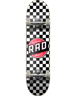 Rad - Checkers - 7.75""