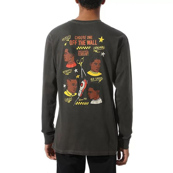 VANS Mikey February Long Sleeve