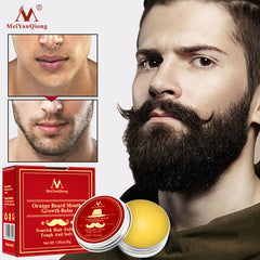 Men's Plant Dense Tough Beard Care Cream Moisturizing Smooth Growth