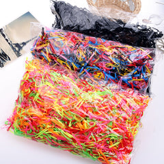1000PCS/Lot Disposable Gum For Hair Children TPU Rubber Bands Ponytail Holder Elastic Hair Band Girls Scrunchie Hair Accessories - vendilos